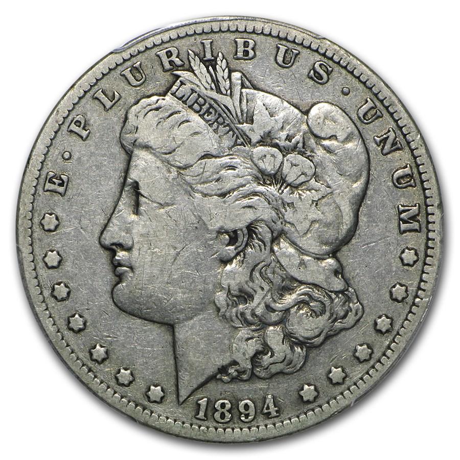 1894 Morgan Dollar Fine