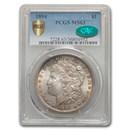 1894 Morgan Dollar MS-63 PCGS CAC