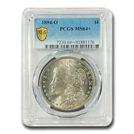 1894-O Morgan Dollar MS-64+ PCGS
