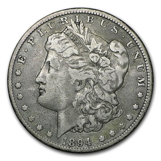 1894-O Morgan Dollar VF