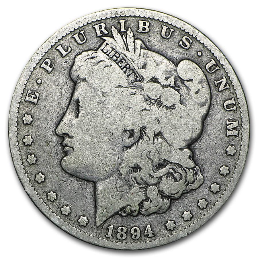 1894-O Morgan Dollar VG/Fine