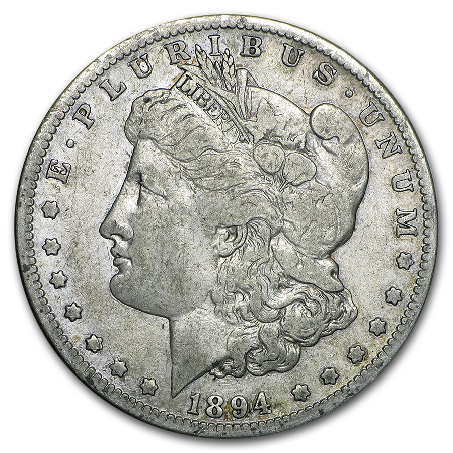 1894-S Morgan Dollar Fine