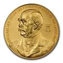 1895 Germany Gold 100 Marks Medal Otto von Bismarck SP-65 PCGS