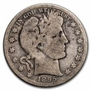 1895-O Barber Half Dollar Good