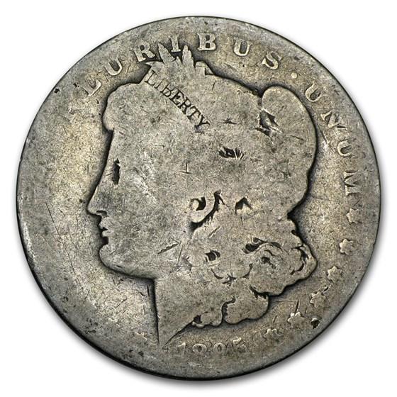 1895-O Morgan Dollar AG