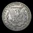 1895-O Morgan Dollar Fine (Cleaned)