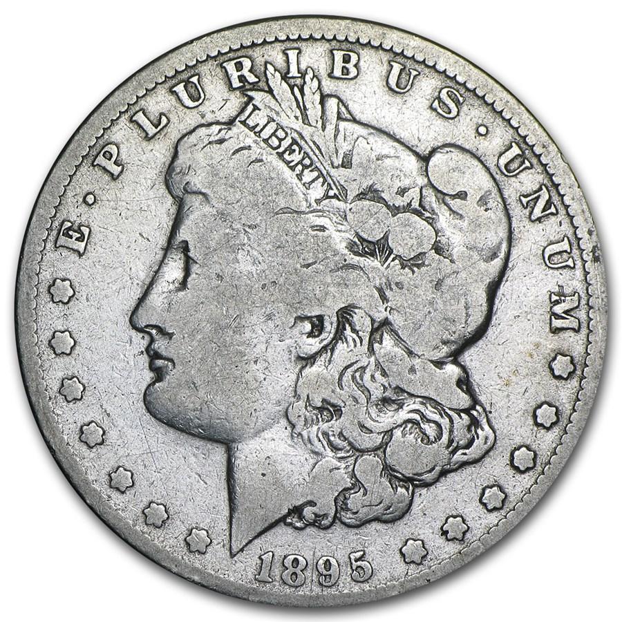 1895-O Morgan Dollar VG