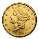 1895-S $20 Liberty Gold Double Eagle AU