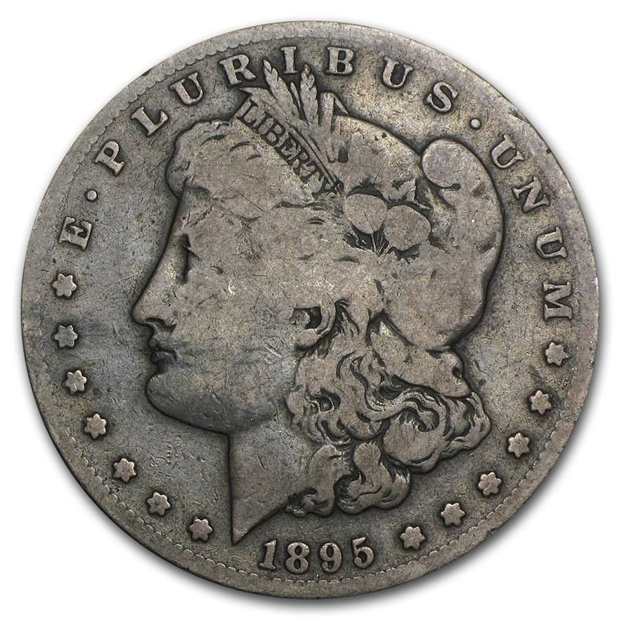 1895-S Morgan Dollar VG