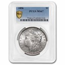 1896 Morgan Dollar MS-67 PCGS