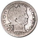 1896-O Barber Quarter AG