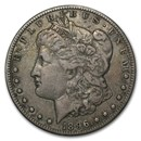 1896-S Morgan Dollar VF