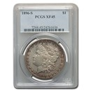 1896-S Morgan Dollar XF-45 PCGS