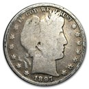 1897 Barber Half Dollar AG