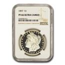 1897 Morgan Dollar PF-66 UCAM NGC
