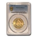 1897-O $10 Liberty Gold Eagle MS-62+ PCGS