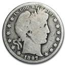 1897-O Barber Half Dollar AG