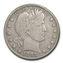 1897-O Barber Quarter Fine-12 PCGS