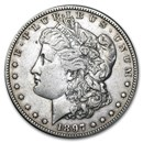 1897-O Morgan Dollar XF-45