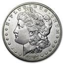 1897-O Morgan Dollar XF