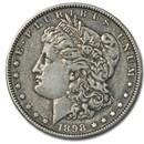 1898 Morgan Dollar VG/VF