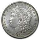 1898-S Morgan Dollar AU-58
