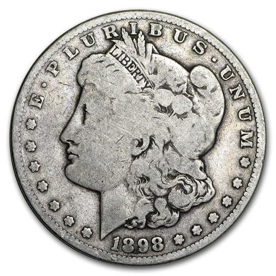 1898-S Morgan Dollar Good