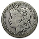 1898-S Morgan Dollar VG/VF