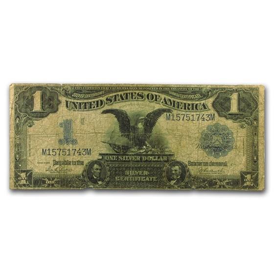 1899 $1.00 Silver Certificate Black Eagle Good (Fr#236)