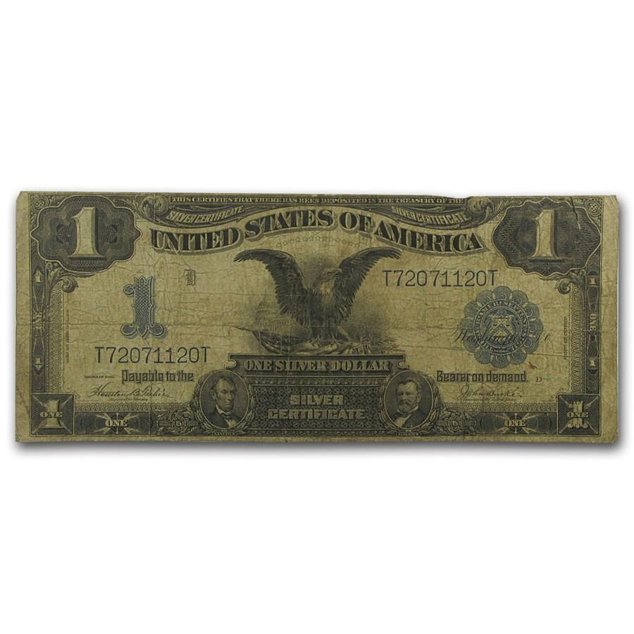 1899 $1.00 Silver Certificate Black Eagle VG (Fr#233)