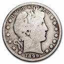 1899 Barber Half Dollar Good