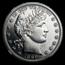 1899 Barber Half Dollar PF-61 NGC