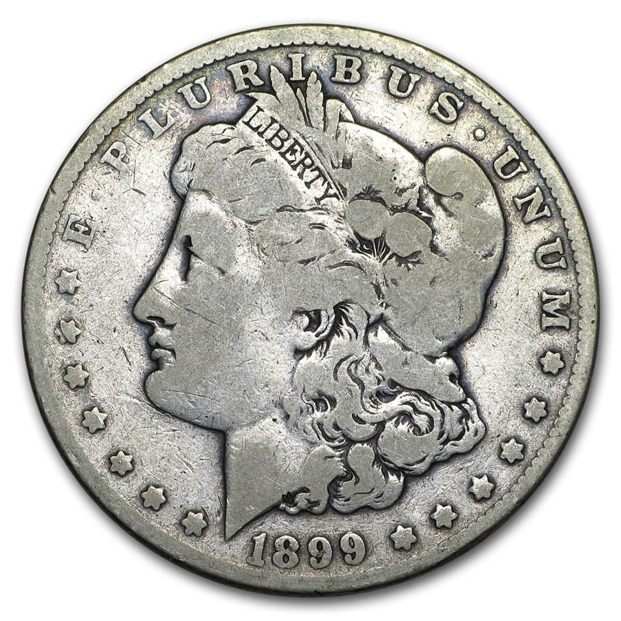 1899 Morgan Dollar Good
