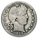 1899-O Barber Quarter AG
