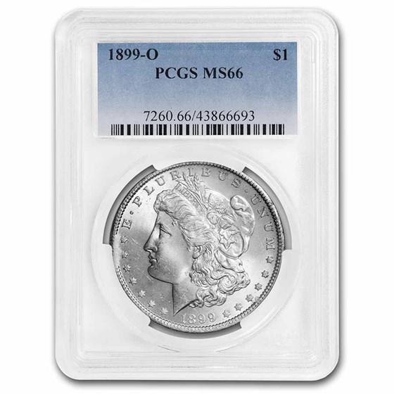 1899-O Morgan Dollar MS-66 PCGS