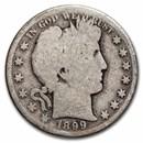 1899-S Barber Half Dollar AG