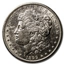 1899-S Morgan Dollar AU Details (Cleaned)