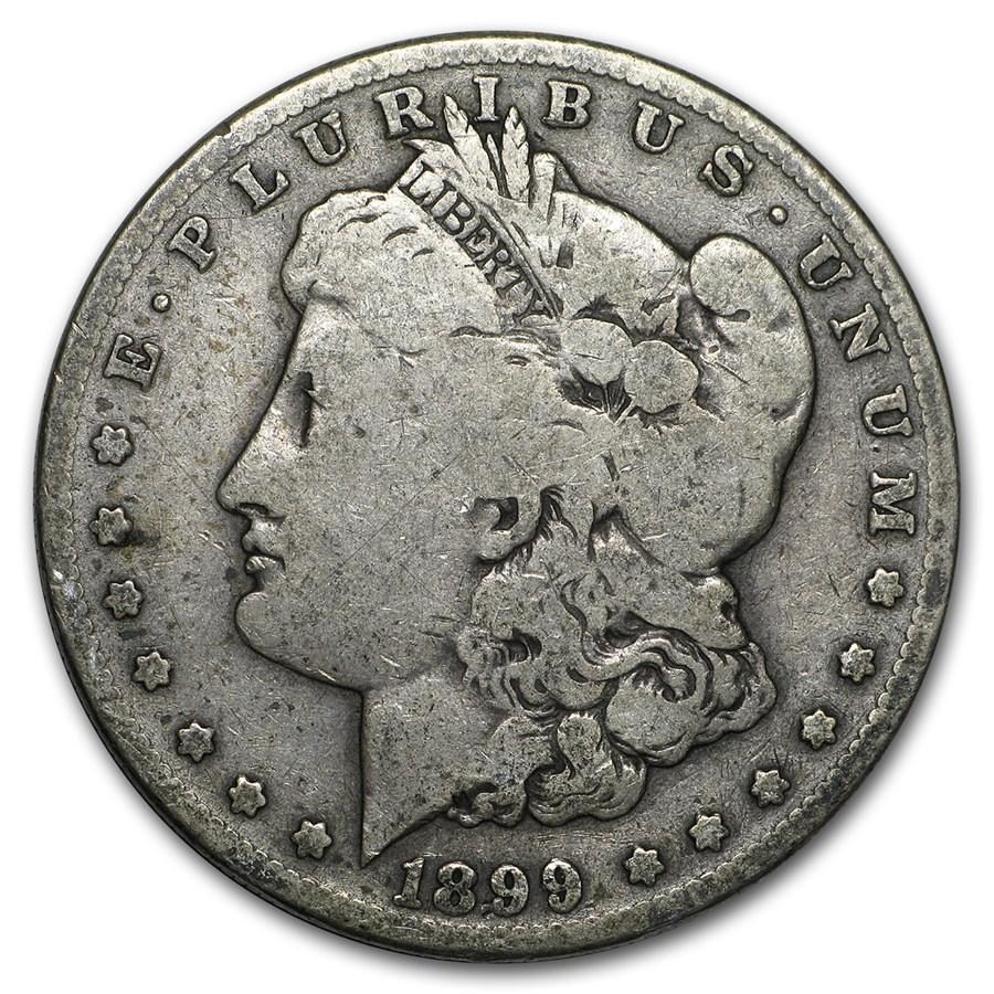 1899-S Morgan Dollar Good