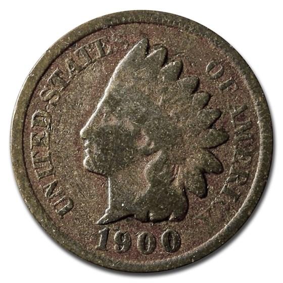 1900 Indian Head Cent Good+