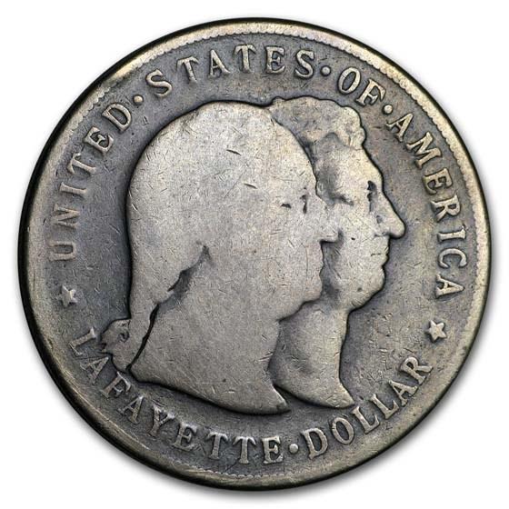 1900 Lafayette Dollar Good
