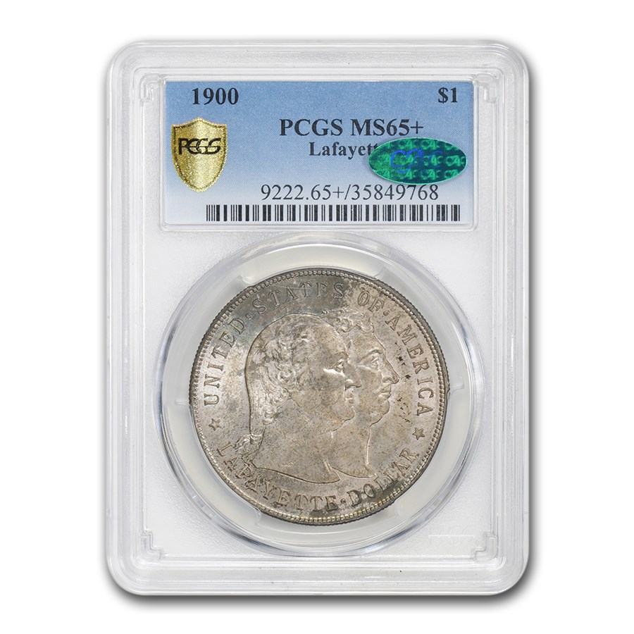 1900 Lafayette Dollar MS-65+ PCGS