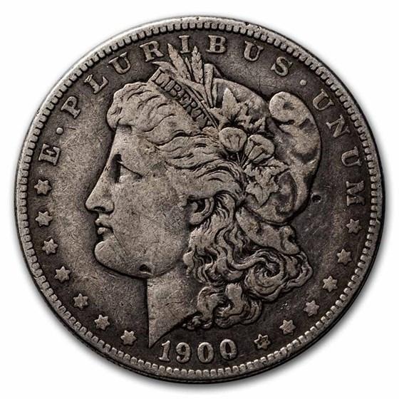 1900 Morgan Dollar VG/VF