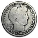 1900-O Barber Half Dollar Good