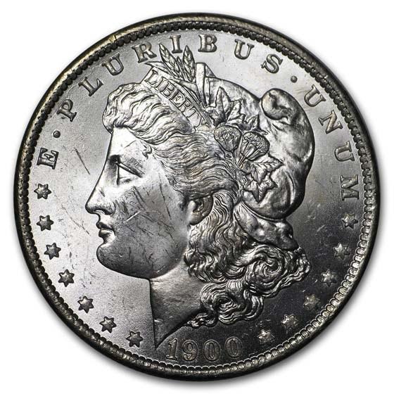 1900-O/CC Morgan Dollar BU
