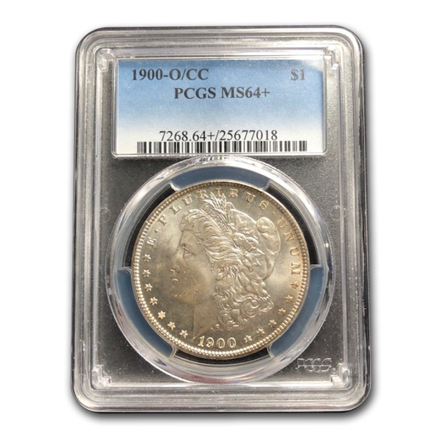 1900-O/CC Morgan Dollar MS-64+ PCGS