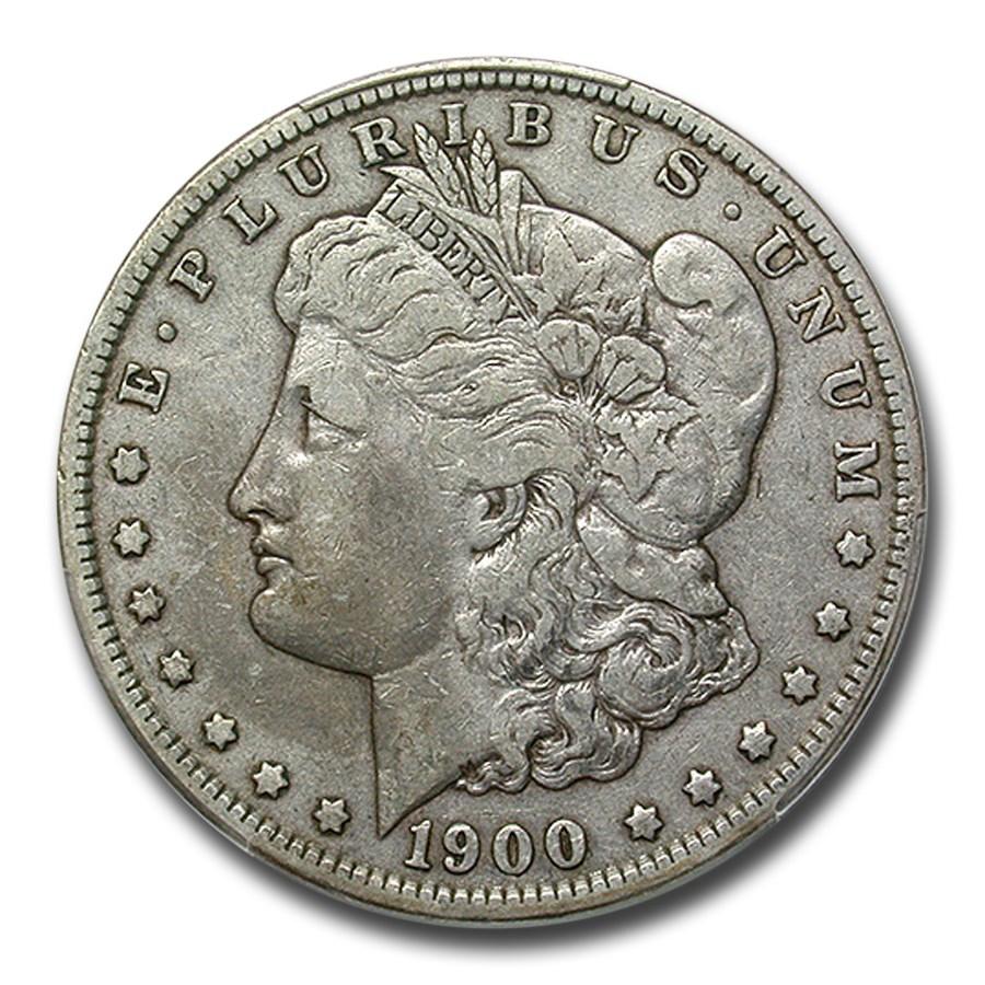 1900-O/CC Morgan Dollar VF-30 PCGS