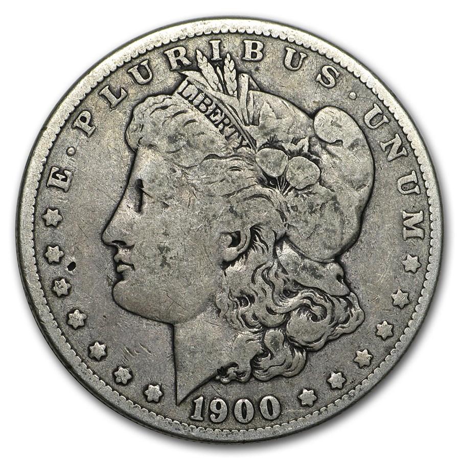 1900-O/CC Morgan Dollar VG