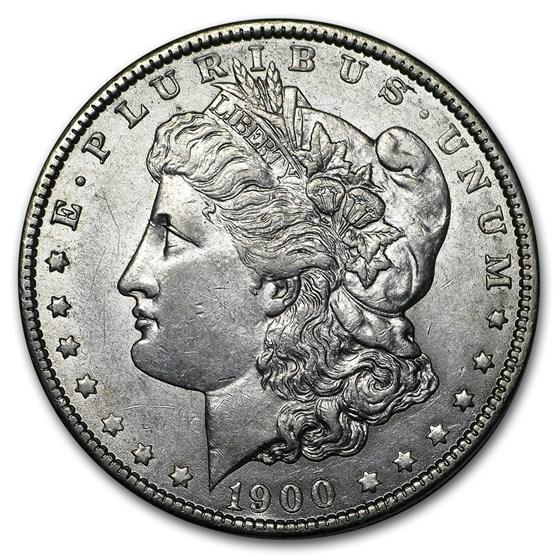 1900-O Morgan Dollar AU