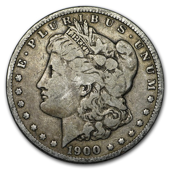 1900-O Morgan Dollar VG/VF