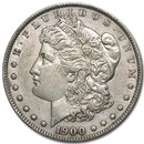 1900-S Morgan Dollar AU Details (Cleaned)